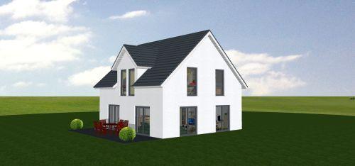 leistung harder haus. Black Bedroom Furniture Sets. Home Design Ideas